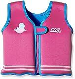 Zoggs Bobin Jacket Chaleco Aprendizaje (New Pink/New Blue) (4-5 años) (18-25kg.)