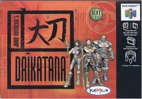 N64 - Daikatana segunda mano  Se entrega en toda España