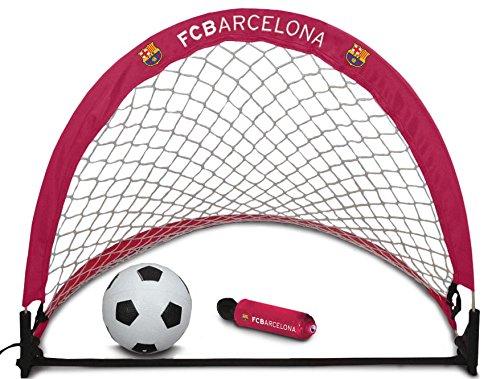 FC Barcelona Mini Fähigkeiten zum Ziel gesetzt * 54x44x44cm * Official FCB -