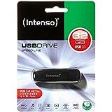 Intenso 3533480 Speed Line 32GB Speicherstick USB 3.0 schwarz