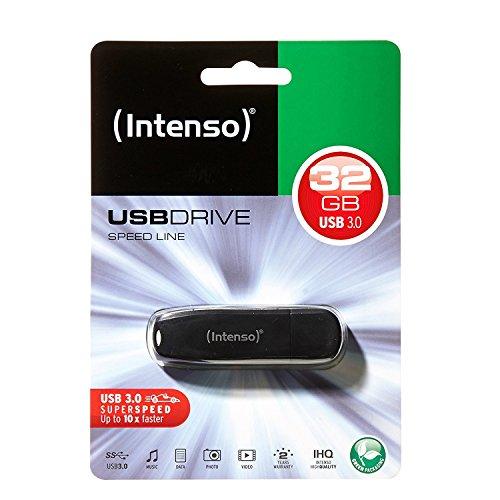 Intenso USB Stick Speed Line im Test