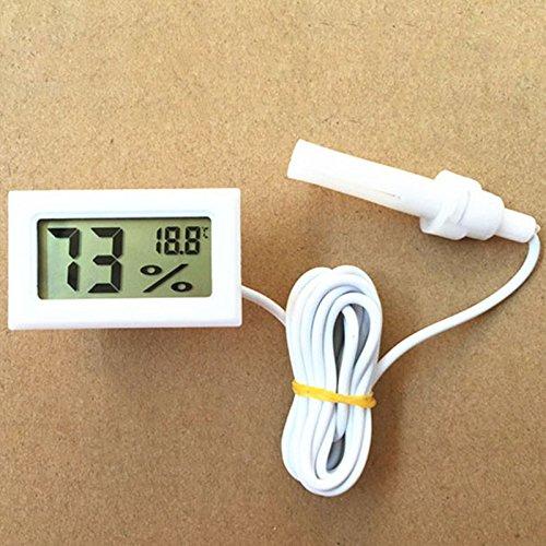 zantec Mini Digital LCD Thermometer Hygrometer Luftfeuchtigkeit Temperatur Hohe Qualität-50Celsius bis 70Celsius 10% RH bis 99% rH