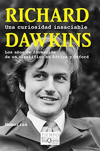 Una curiosidad insaciable - Richard Dawkins 510C8plRY6L