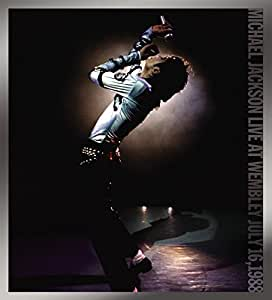 Michael Jackson Live at Wembley July 16 1988 [DVD] [2012] [NTSC]