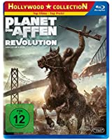 Planet der Affen - Revolution [Blu-ray]