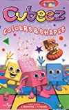 Cubeez: Colours And Shapes [VHS]
