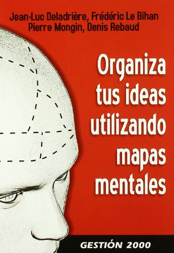 Organiza tus ideas utilizando mapas mentales