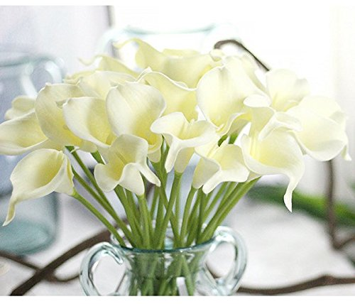 5pcs-stems-of-ivory-real-touch-artificial-calla-lilies