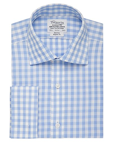 tmlewin-mens-non-iron-blue-block-check-regular-fit-double-cuff-shirt-165