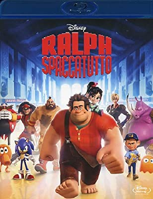 Ralph spaccatutto [Blu-ray] [IT Import]