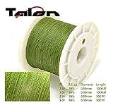 Talon - Tresse de pêche Dyneema - 13,6 kg/30 lb - 1000 m