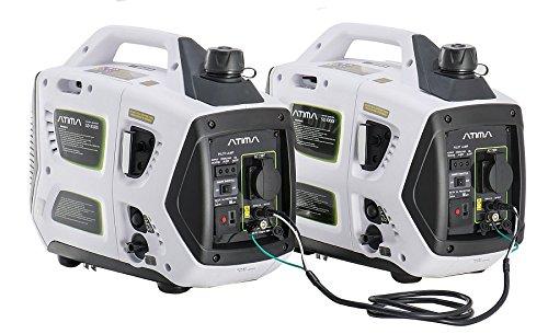 Atima SD1000i Inverter Stromerzeuger 1 kW - 6