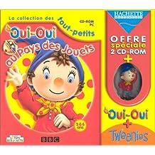 Coffret Oui-Oui 1 et Tweenies + Figurine