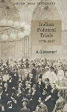 Indian Political Trials 1775-1947