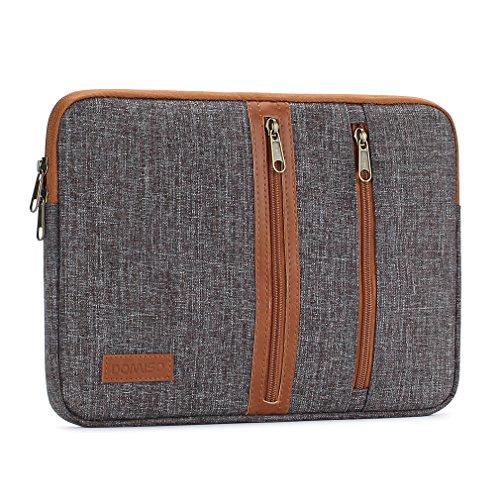 DOMISO 11 Zoll Einfachen Stil Laptoptaschen Business Laptop Notebook Hülle Sleeve Laptoptasche Sleeve Hülle Schutztasche für 11.6