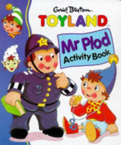 Mr Plod : activity book.