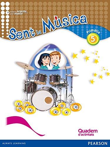 Sent la Música 5 Pack Activitats (Català) (Siente la Música) - 9788420561202