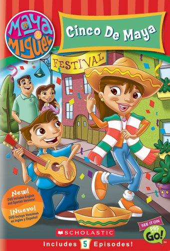 Maya & Miguel: Cinco De Maya [DVD] [Region 1] [NTSC] [US Import] (Cinco De Maya)