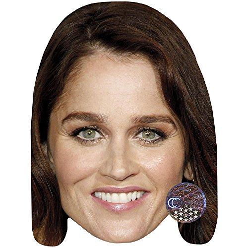 Celebrity Cutouts Robin Tunney Maske aus -