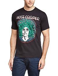 Alice Cooper Herren T-Shirt Medusa Vintage