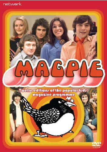 Magpie [DVD] Twelve Editions