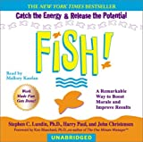 Best Books On Tapes - Fish!: A Remarkable Way to Boost Morale Review