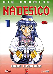 Nadesico Edition simple Tome 1