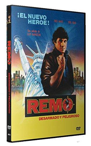 Remo, Desarmado y Peligroso DVD 1985 Remo Williams: The Adventure Begins