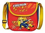 Undercover FSBT7292 Kindergartentasche, Feuerwehrmann Sam, ca. 21 x 20 x 10 cm