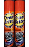 2 x Oven Brite Spray Cleaner - Oven & Grill Cleaner - 300ML