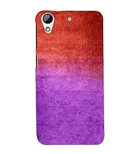 Red Vintage Paintings 3D Hard Polycarbonate Designer Back Case Cover for HTC Desire 728G Dual Sim::HTC Desire 728G::HTC Desire 728