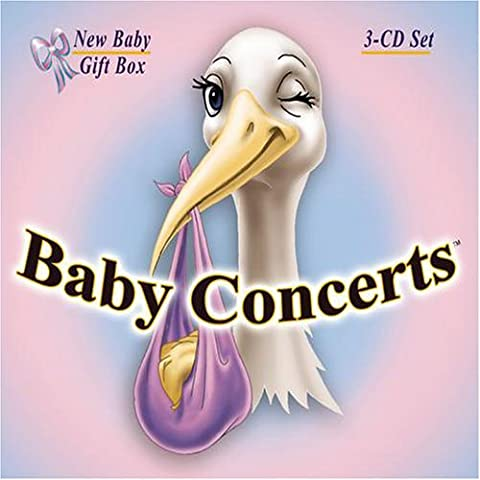 Baby Concerts New Baby Gift Box (3-CD Box Set) (US Import) - New Baby Arrangement