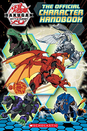 Bakugan Battle Planet: The Official Character Handbook