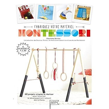 Fabriquez vous-même votre matériel Montessori