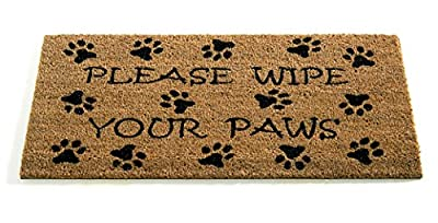 Wipe Your Paws Mat from Gardman