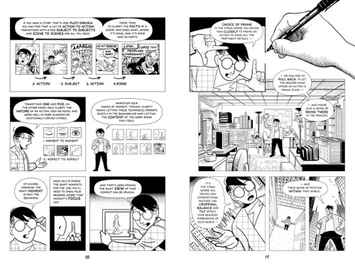 making comics storytelling secrets of comics manga and
