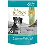 12 x 400g Burns Penlan Farm Complete Fish Brown Rice and Veg Wet Dog Food Pouch