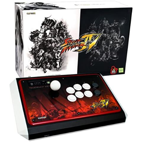 Mad Catz Arcade Fighting Stick Street Fighter 4 Tournament Gamepad