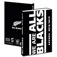 All Blacks Agenda Scolaire 2018 2019 Collection Officielle - Rugby