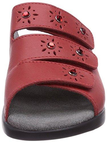 Gevavi 3204 BIGHORN Damen Clogs Rot (rot(rood) 03)