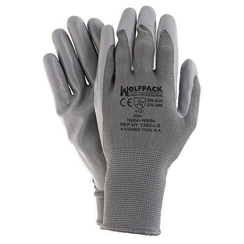 "Wolfpack 15032004-Handschuh Glovex Target, 8"""