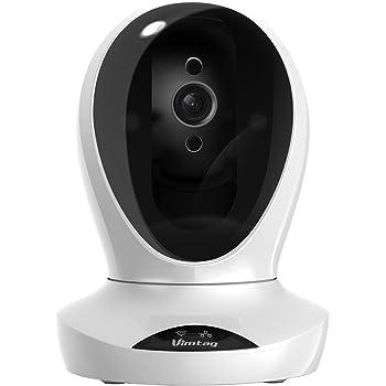 Vimtag Fencer丨Videocamera di sorveglianza 960P wireless, IP Camera, Smart Home, con visione notturna, allarme di movimento, Audio a 2 Vie, Baby Monitor, con App per Smartphone/PC