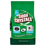 Case of 6 x Dri-Pak Soda Crystals 1 kg