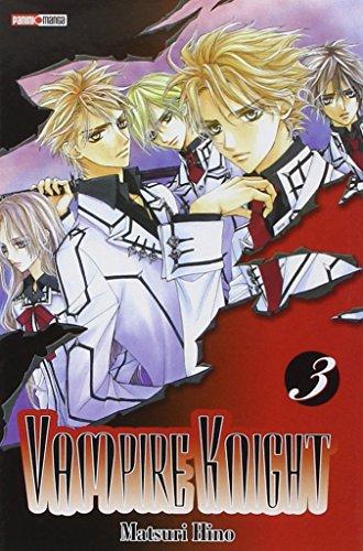 Vampire Knight Vol.3