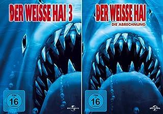 Der Weisse Hai 3 + 4 Collection (2-DVD)