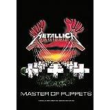 """Drapeau Noir Metallica """"Master Of Puppets"""""""