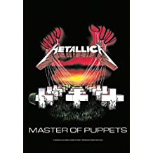 new Officially Liscenced Product Metallica - Master Flagge