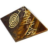 Harmonize Tiger-Augen-Pyramide Feng Shui-Energie-Generator Spiritual Reiki Healing Kristall preisvergleich bei billige-tabletten.eu