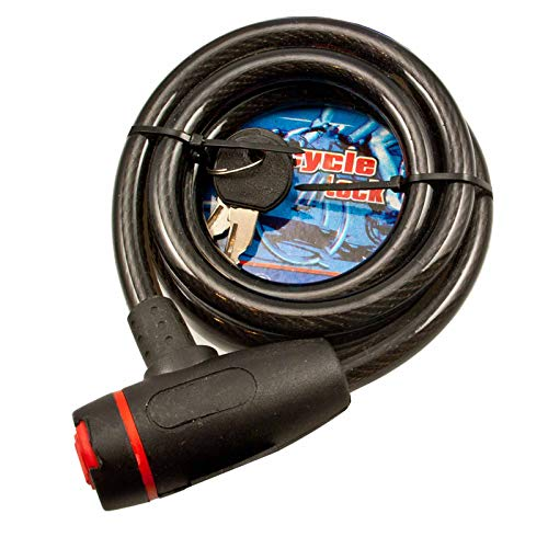 HF Bike Lock Cable Lock Bicycle Motorcycle Scooter