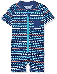 Schiesser Baby Boys' wal Willy Surfanzug Swimsuit